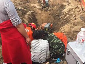 陕西男童掉入50米深井 事件经过曝光情况相当危险让众人牵挂
