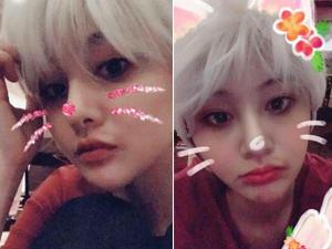 以假乱真的妍妍 郑爽的替身发微博现身了