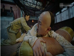 陈晓新剧露屁股邓超吃醋 网友调侃邓超绿了没