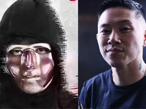 中国有嘻哈面具男是谁 一开口惊艳众人直接