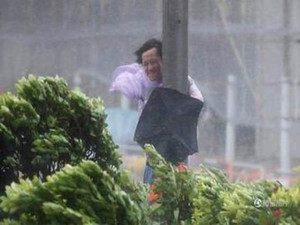 台风天鸽逼近粤东沿海 各地区要做好防范准备