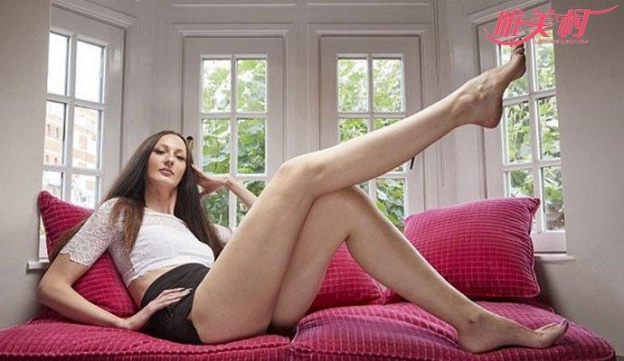 世界第一长腿小姐