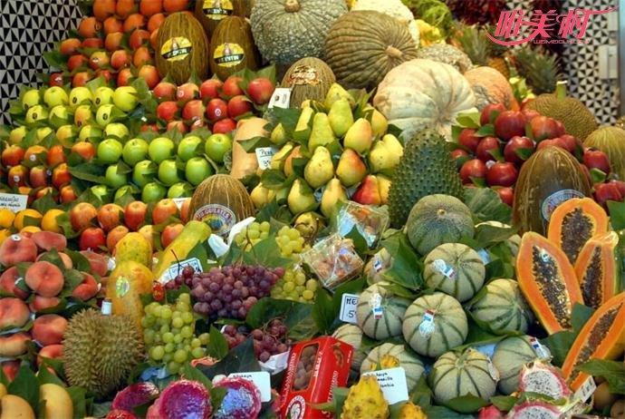 多吃蔬菜水果可以自然瘦脸