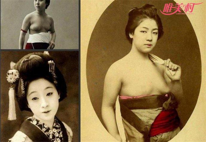 日本妓女的悲惨生活