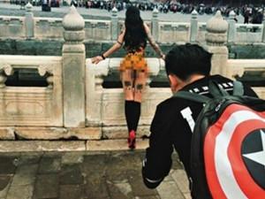 女模特裸拍被逮捕 称自己是狂放不羁灵魂的