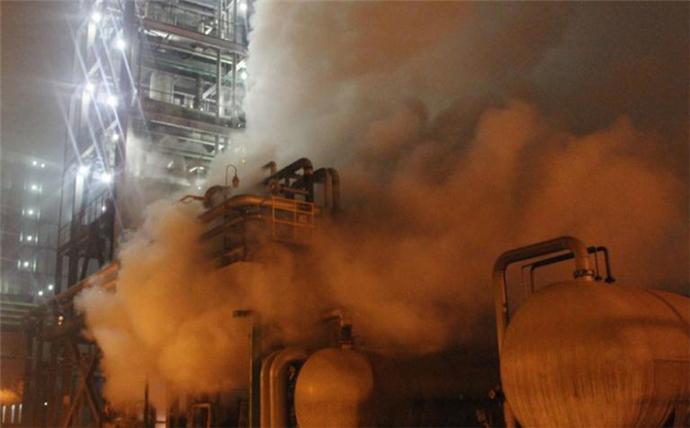 40家化工厂泄露