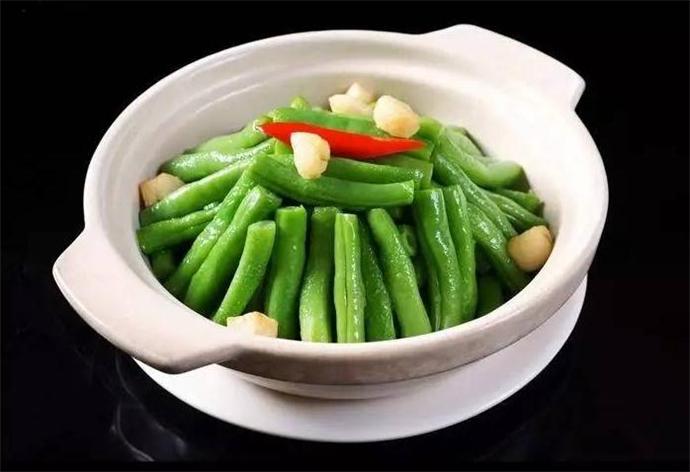 吃四季豆被毒倒