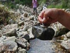 浙江现神秘石头 能吸住磁铁并且价值不菲