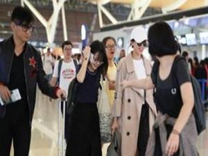 刘诗诗赴米兰时装周 刘诗诗婚后打扮更有女