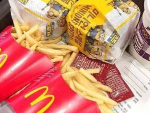 曝麦当劳含消毒剂 官方回应:爆料人别有用