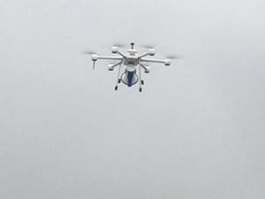 济南高速用无人机巡航 无人机小身板大用途