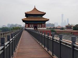 故宫北城墙将对游客开放 十一小长假故宫再