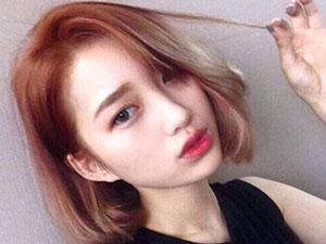 头发少适合什么发型 看完这几招也能做出百变造型