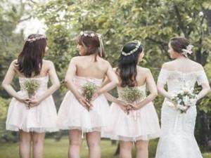 伴娘参加婚礼后咆哮 伴娘已成为妹子忌讳的