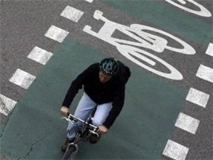 首条自行车高速路 实现上班族骑自行车的愿