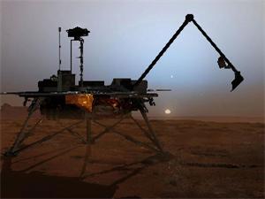 中国或2030去火星 改造火星让其变成蓝色星