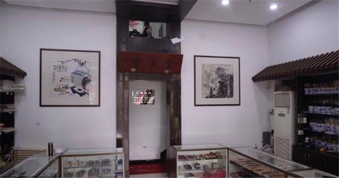 杭州老店钢丝收银