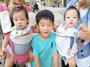 杨威儿子杨阳洋首现体操赛场 表现不俗取得