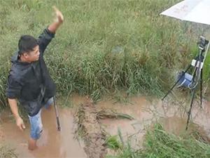 网红农民直播乡村 父母由反对到成为他的铁