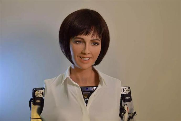 机器人获得公民身份