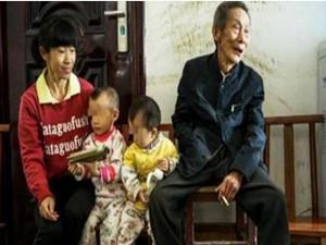 老汉娶33岁娇妻 没想到生二胎后成村里网红