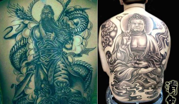 纹身的忌讳和讲究,纹身,纹身忌讳,纹身讲究