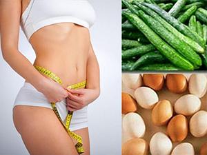 黄瓜鸡蛋减肥法 快速get简单又健康的瘦身法好好享瘦生活