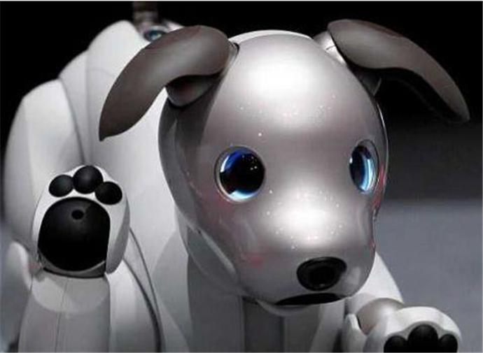 日本发布新款机器狗