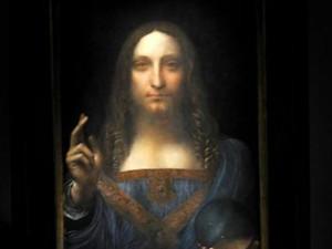 达芬奇真迹被拍卖 被称为无价宝的其价值却