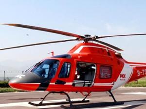 空中120开启救护通道 网友好奇出动救援飞机多少钱