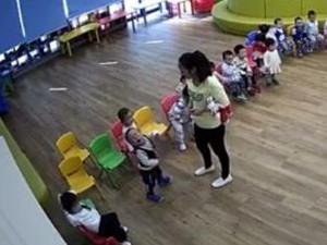 老师给儿童喂芥末 携程亲子园难逃家长谴责
