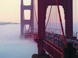 自杀圣地!金门大桥 美国最神秘大桥已有超过1200人离奇自杀