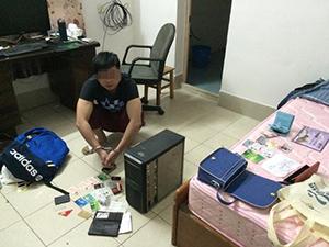 重庆时时彩骗局 诈骗团伙被一锅端揭露骗子的具体作案方式