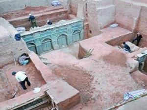 陕西破秦墓盗掘案 考古与盗墓的区别是什么
