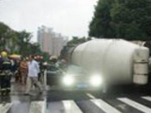 司机避让车辆撞到老人 一天之内被警方迅速
