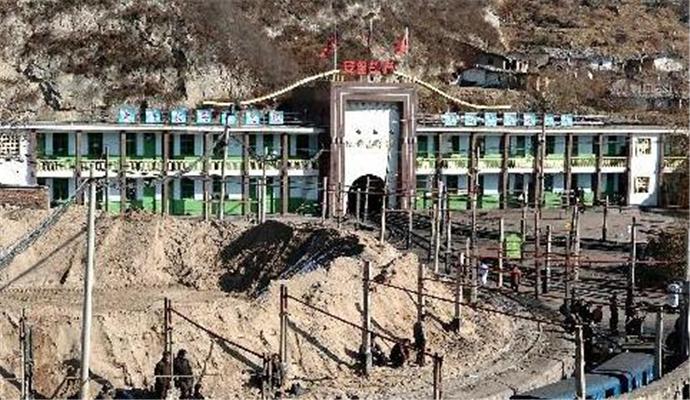 陕西矿区发生事故