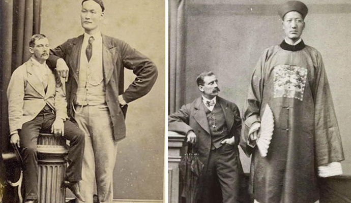 世界,第一巨人,詹世钗,世界第一巨人