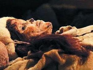 妲己古尸容貌复原图 红颜祸水的绝世妖后好像长得也不怎么样