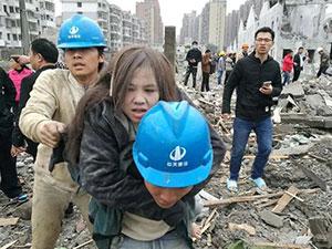 浙江宁波发生爆炸 爆炸现场曝光爆炸原因被揭