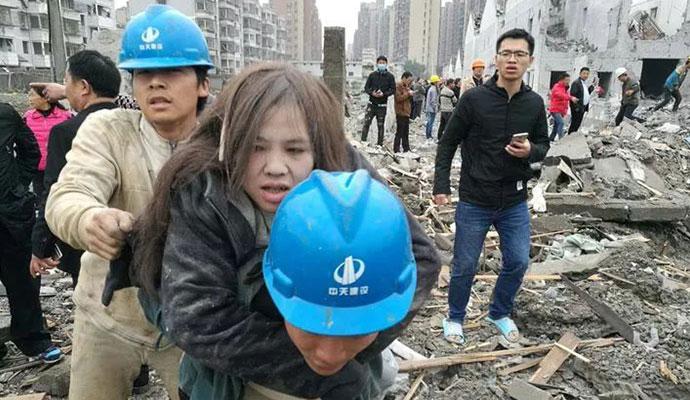 浙江宁波发生爆炸
