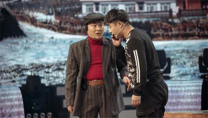 刘小光父子同台演出