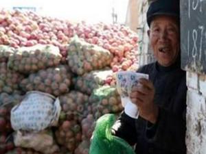 320斤水果收入10元 水果销售无路被迫贱卖