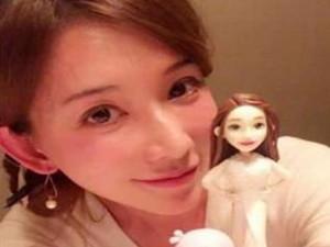林志玲生日晒幸福 网友发现生日蛋糕藏猫腻