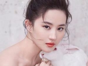 刘亦菲出演花木兰 发文感谢迪士尼拼错了英