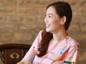 马蓉朋友圈发文称帐号被盗 表示自己婚后从未发表言论