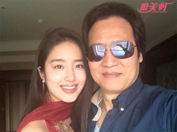 陈金飞与女友杨采钰