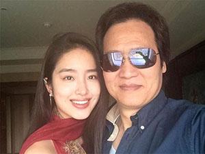 陈金飞老婆是谁 小30岁女友杨采钰公开认爱甘当后妈