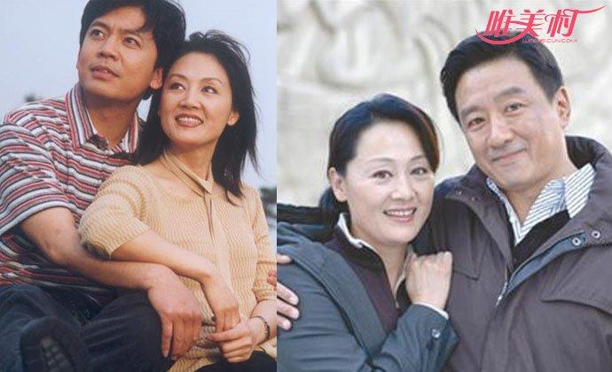 55岁王姬全家照曝光