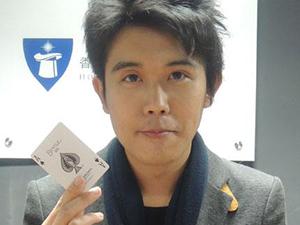 魔术师李泽邦个人资料 放弃法国留学成大卫