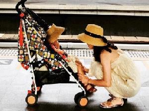 池城李宝英的女儿近照 张熙珍称是她见过最